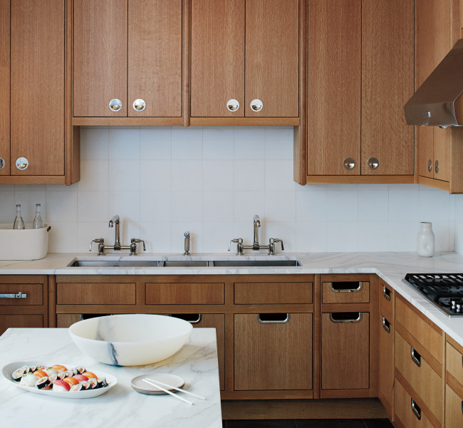 R.W. Atlas kitchen faucets are beautifully proportioned and exquisitely detailed.