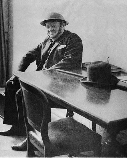 The Right Honourable Winston Churchill