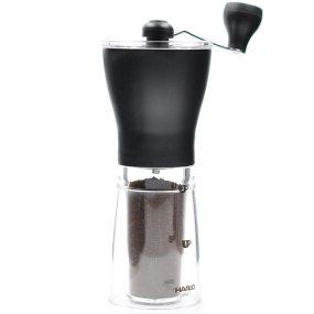 Hario MSS-1B 1-Piece Coffee Mini Mill Slim Grinder