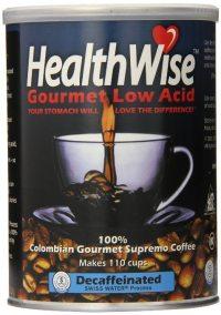 Healthwise Low Acid Columbian Gourmet Supremo Coffee