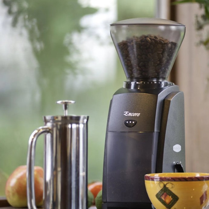 review of the baratza encore