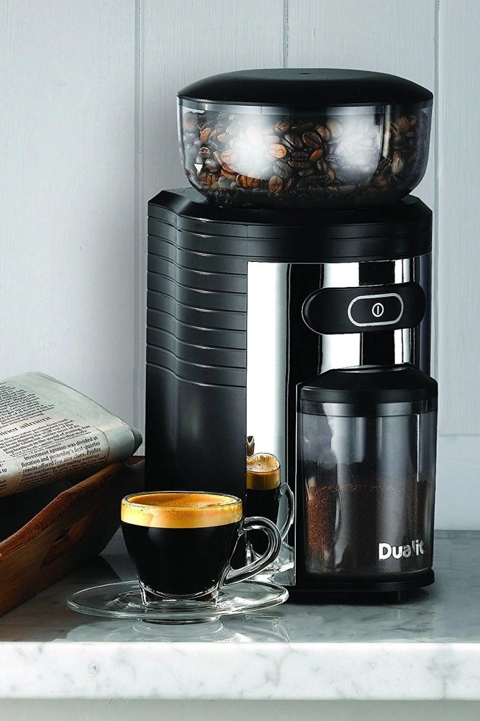 Dualit 75015 electric burr coffee grinder
