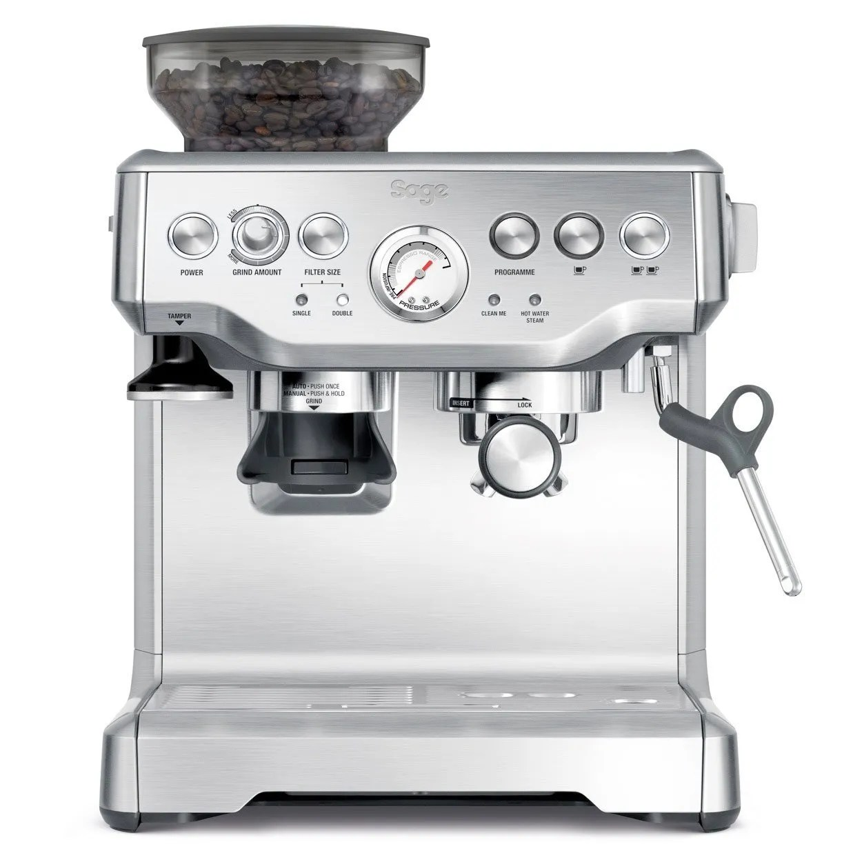 Sage Barista Express Espresso Machine Review