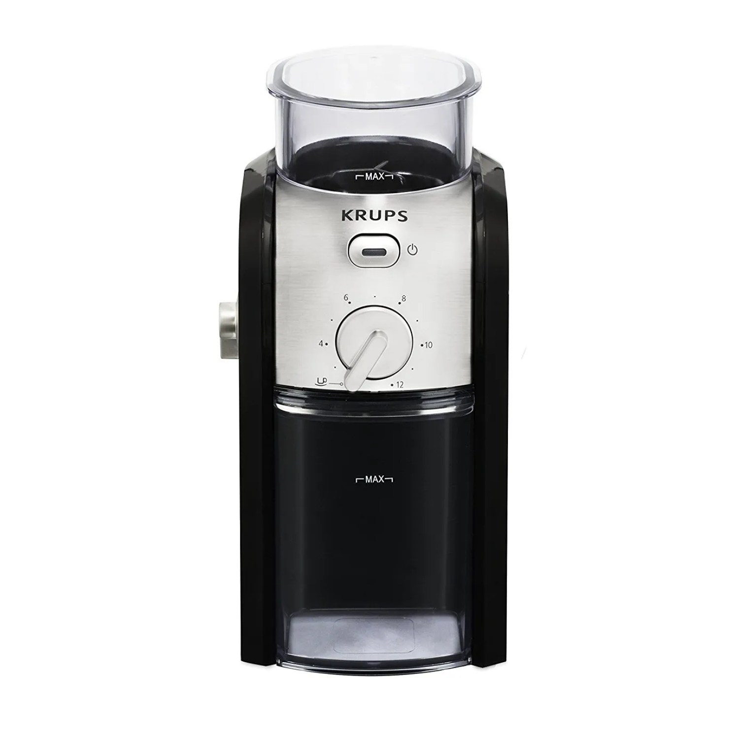 Krups Expert Gvx231 Burr Coffee Grinder Review The Perfect