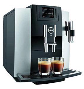 JURA E8 Espresso Machine