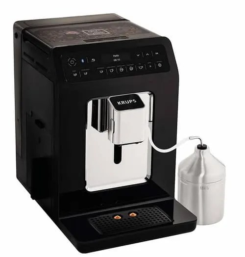 Krups Evidence EA893840 bean to cup coffee machine