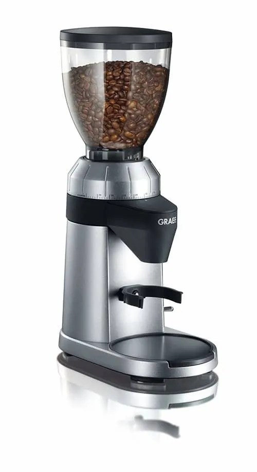 graef cm 800 burr coffee grinder uk review