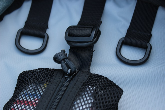 Alpha One Niner EVADE - Matroskya pouch close up d ring