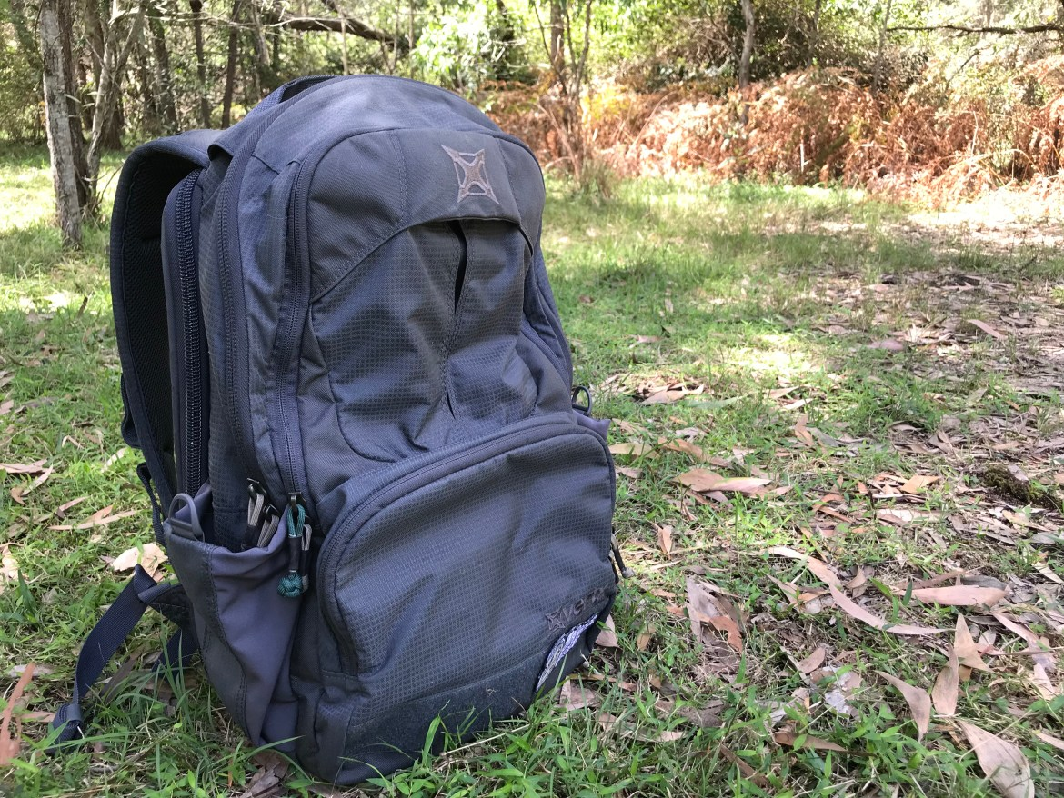 Vertx EDC Ready Pack Review Front