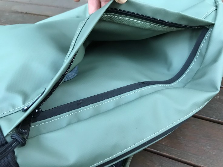 The Brown Buffalo Conceal Review Front Pocket