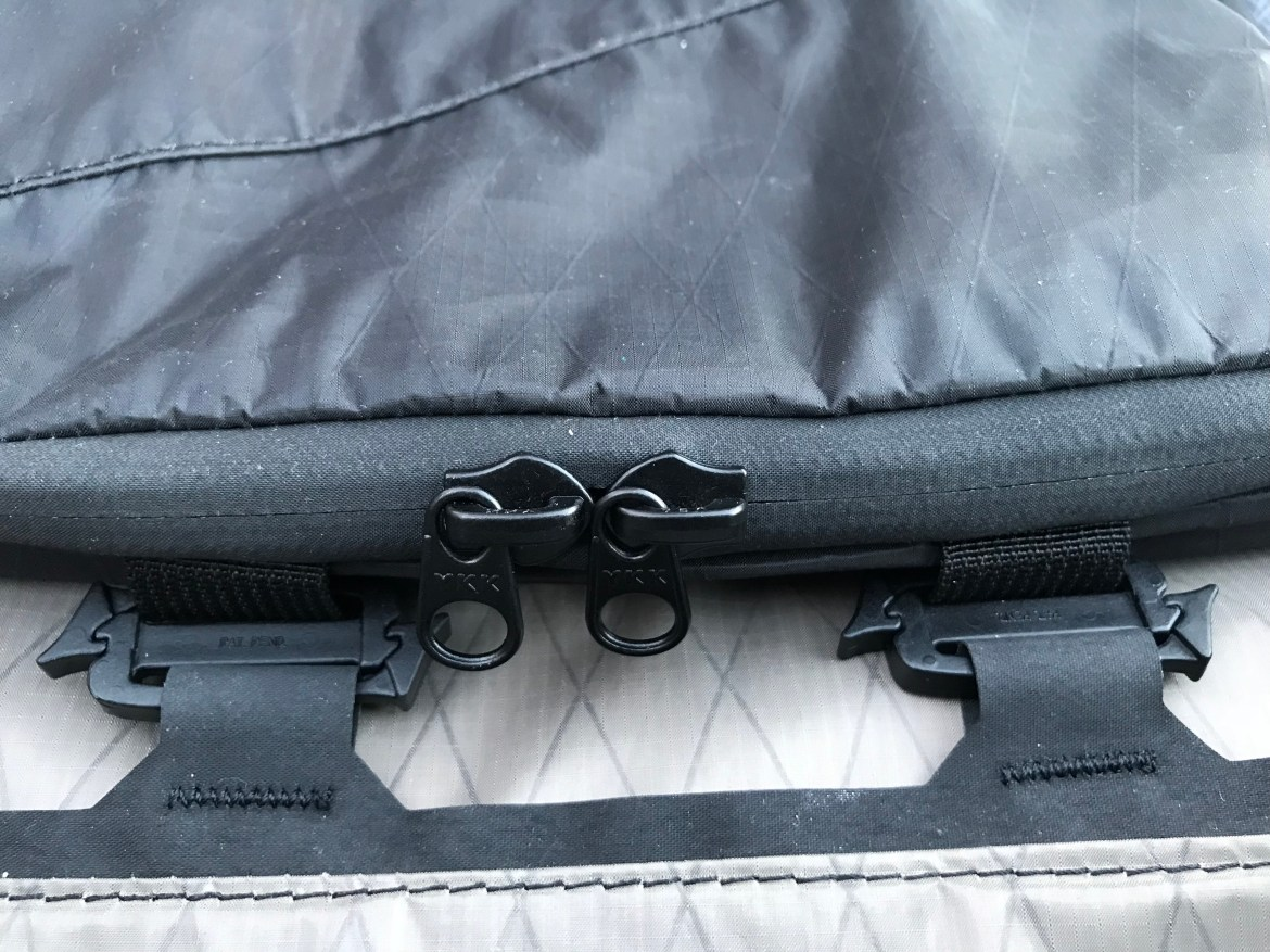 TAD Axiom 18 Review Helix Attachment Context Pouch