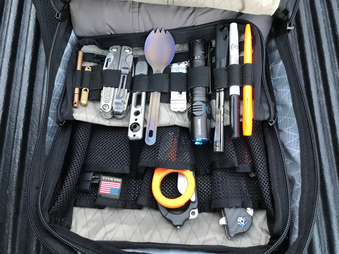 TAD Axiom 18 Review Context Pouch