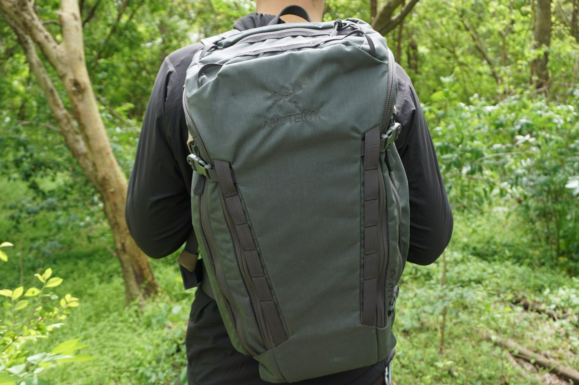 Assault Pack 30 Khard 30 review front of bag