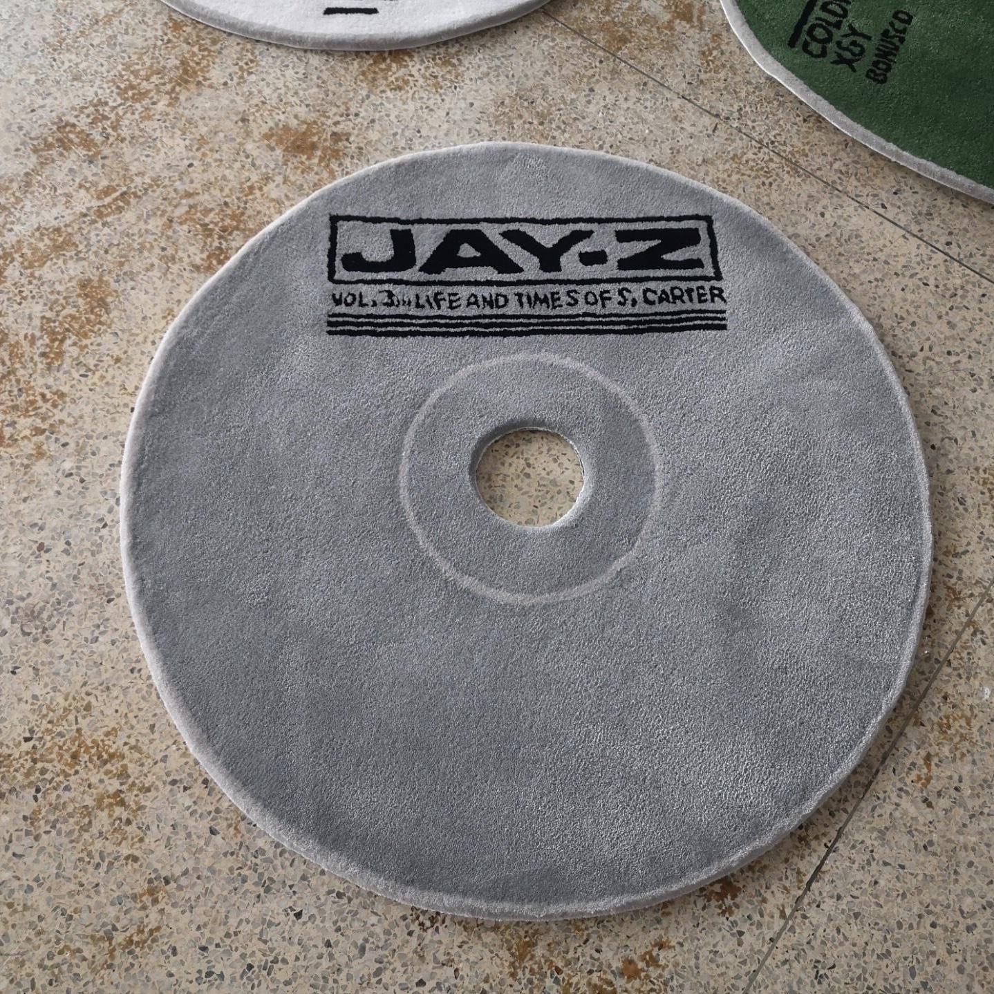 Sean Brown Jay-Z c.d. rug