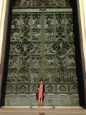 The details on this door is just insane!
