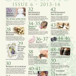 The Perfect Wedding Issue 6 Contents Page 2