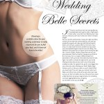 The Perfect Wedding Issue 7 Contents page 30