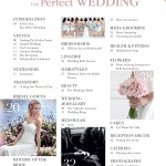 The Perfect Wedding 8 Contents page 1