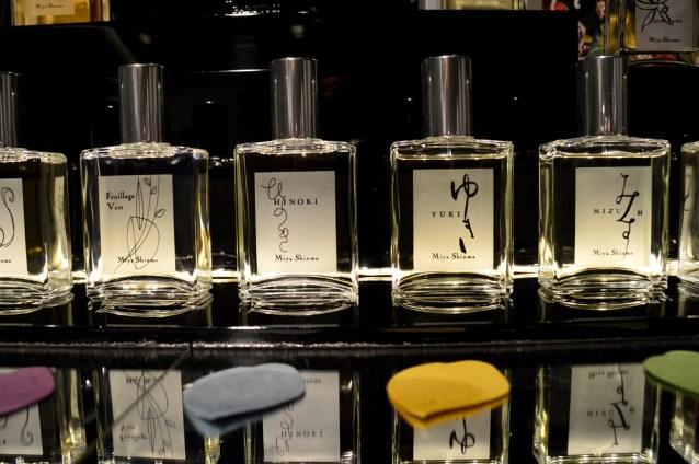 Miya Shinma at Esxence 2016   Photo by The Perfume Magpie