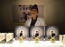 Extrait d'Atelier at Esxence 2016   Photo by The Perfume Magpie