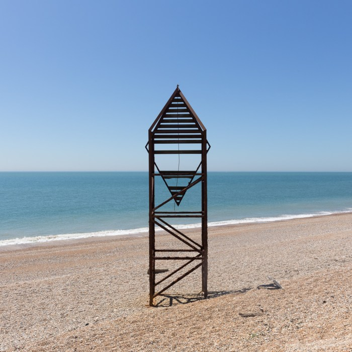 Shipping Marker III, Dungeness.