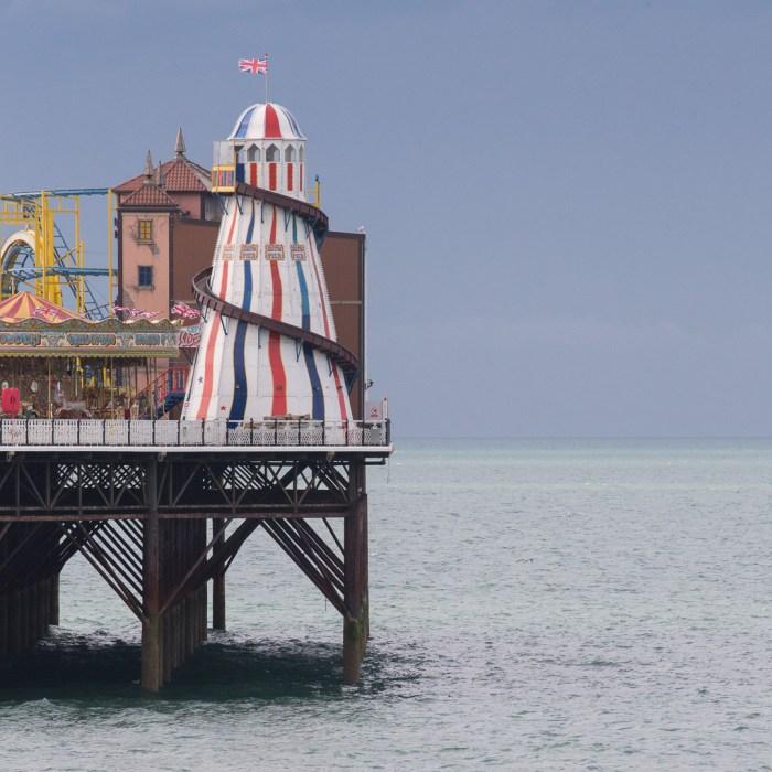 Helter Skelter, Brighton, Sussex