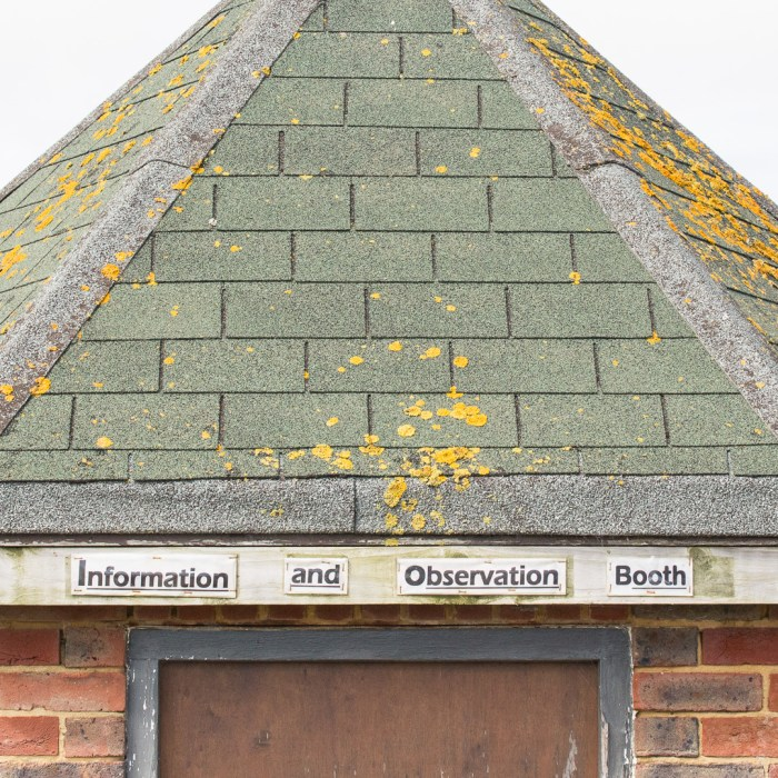 Information and Observation Booth, Shoreham-by-Sea, Sussex