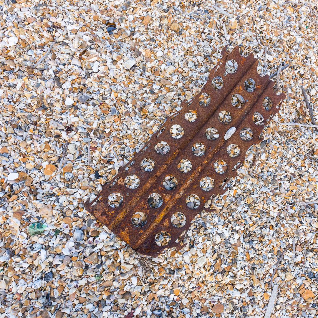 Browndown Range V, Sand Ladder, Hampshire.