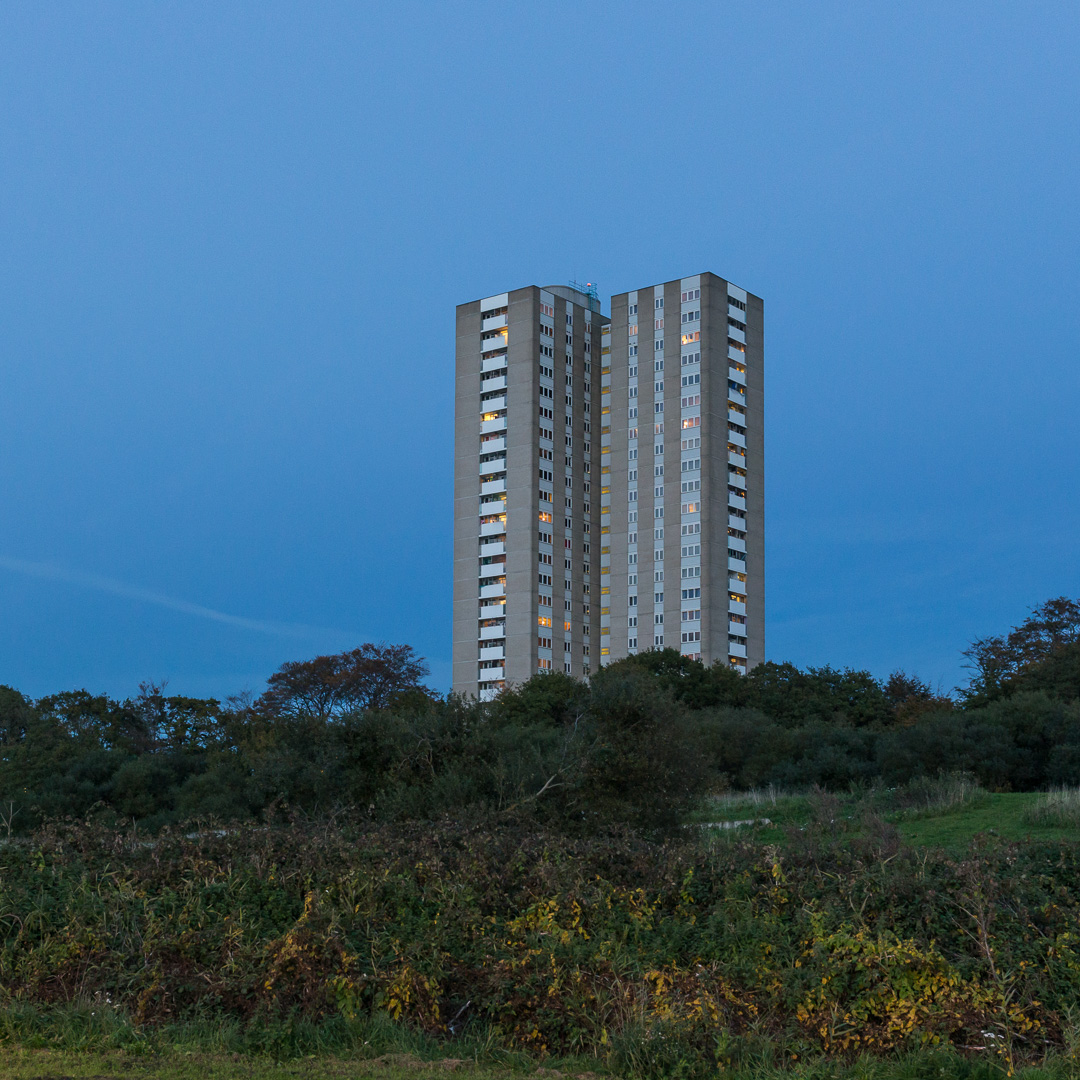 Weston Towers I, Southampton, Hampshire.