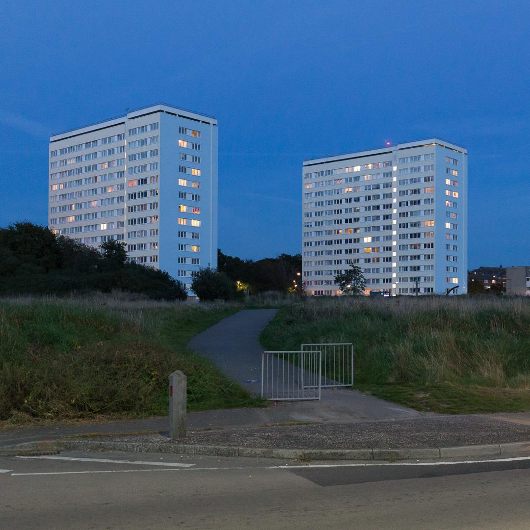 Weston Towers II, Southampton, Hampshire.