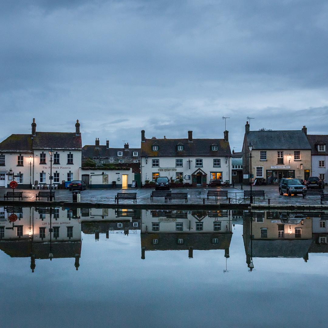 Wareham Quay, Dorset.