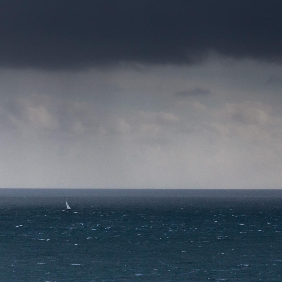 Seascape, Scabbacombe Head, Devon.