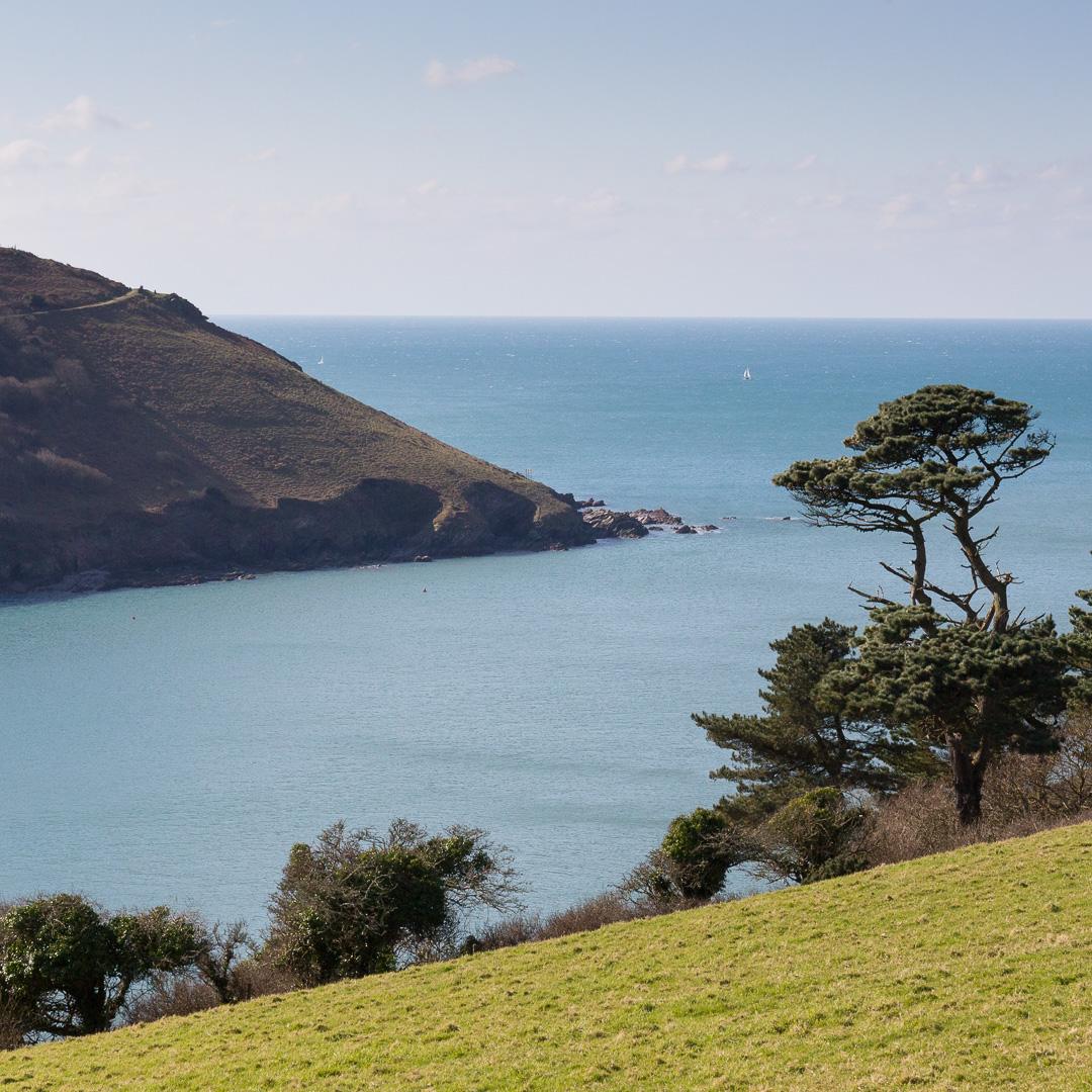 Gara Point and Wembury Bay, Devon.