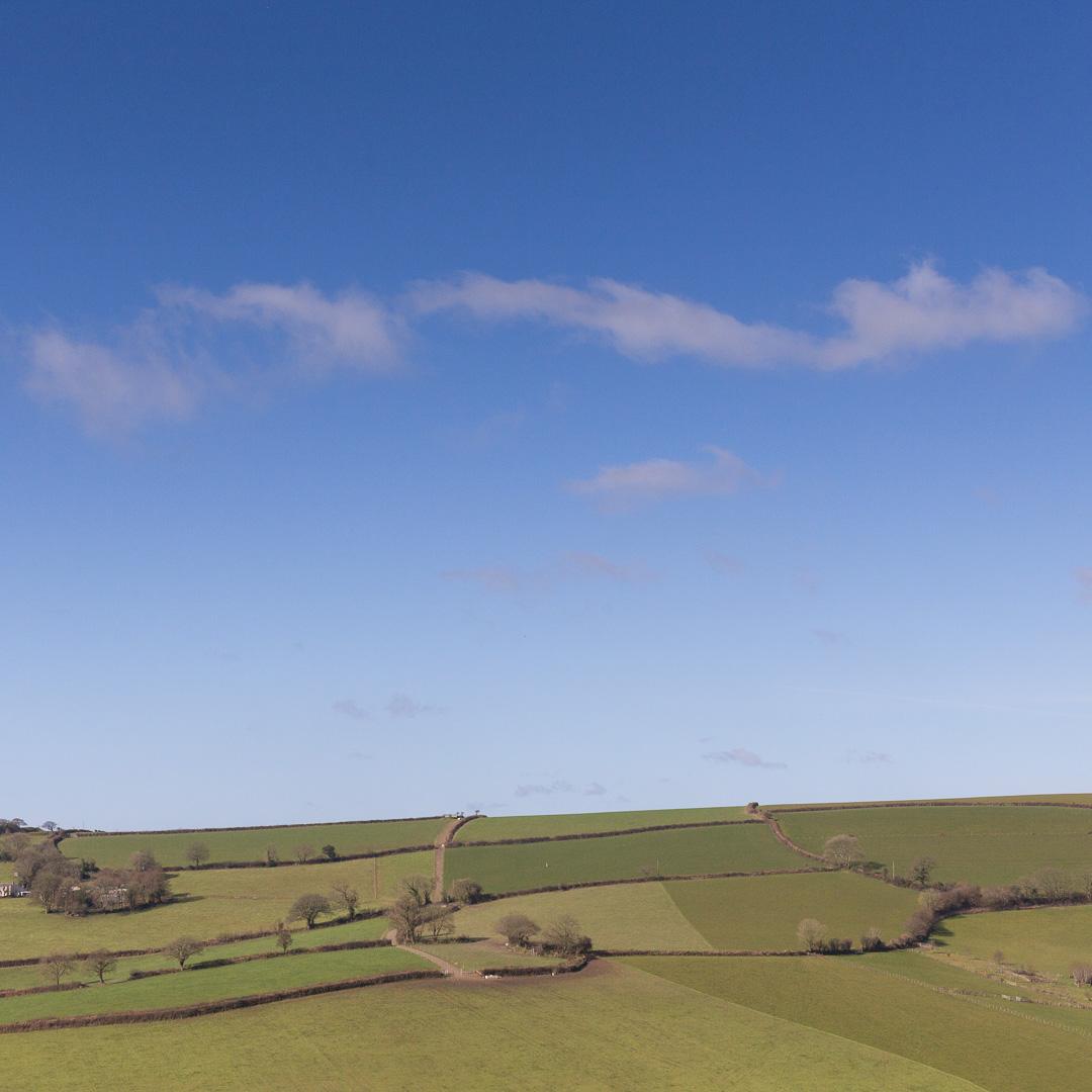 Lawhibbet Farm, Cornwall.