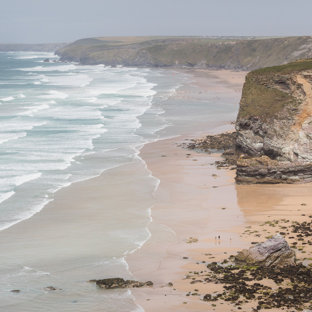 Griffin's Point & Stem Cove, Cornwall.