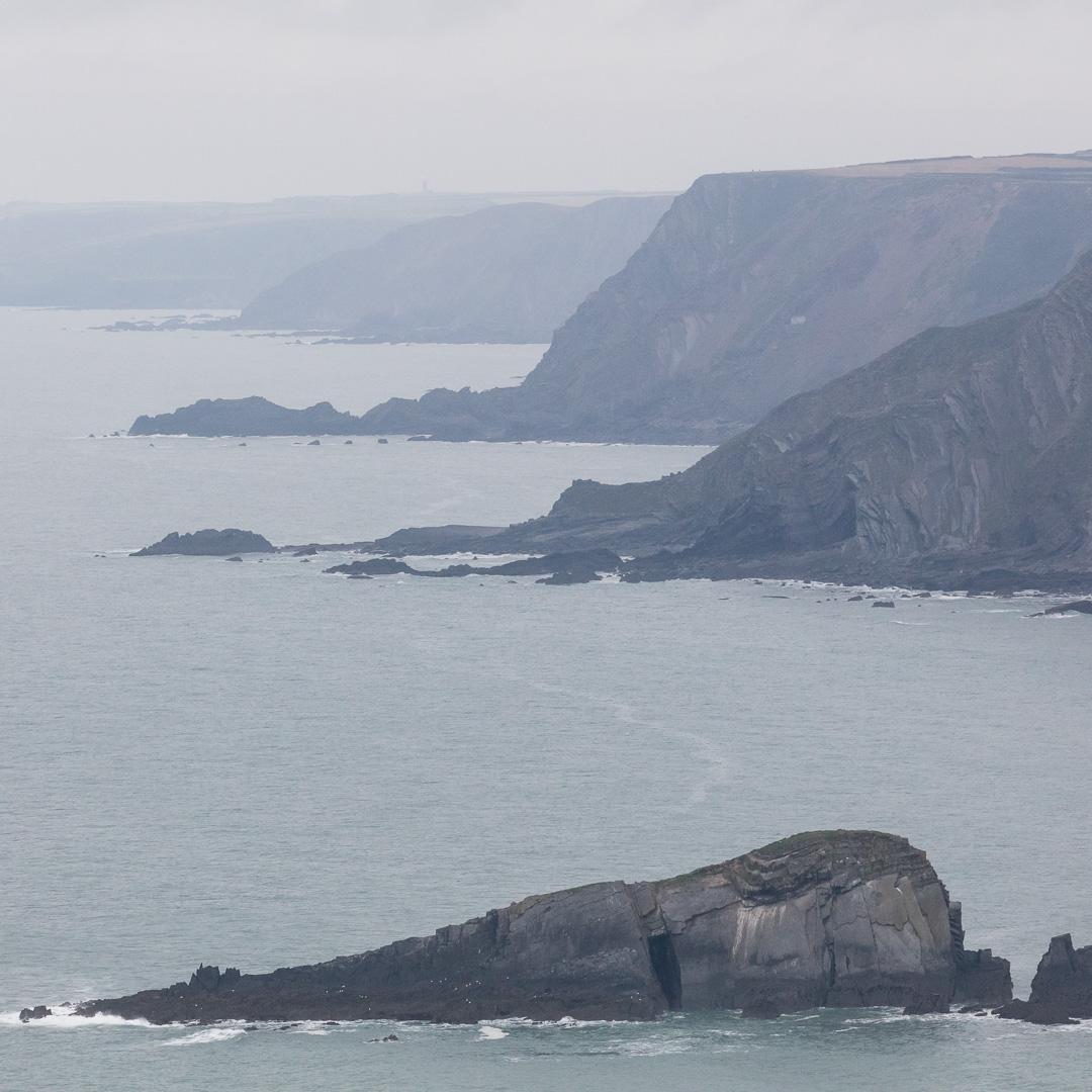 Gull Rock & Knap Head, Cornwall.