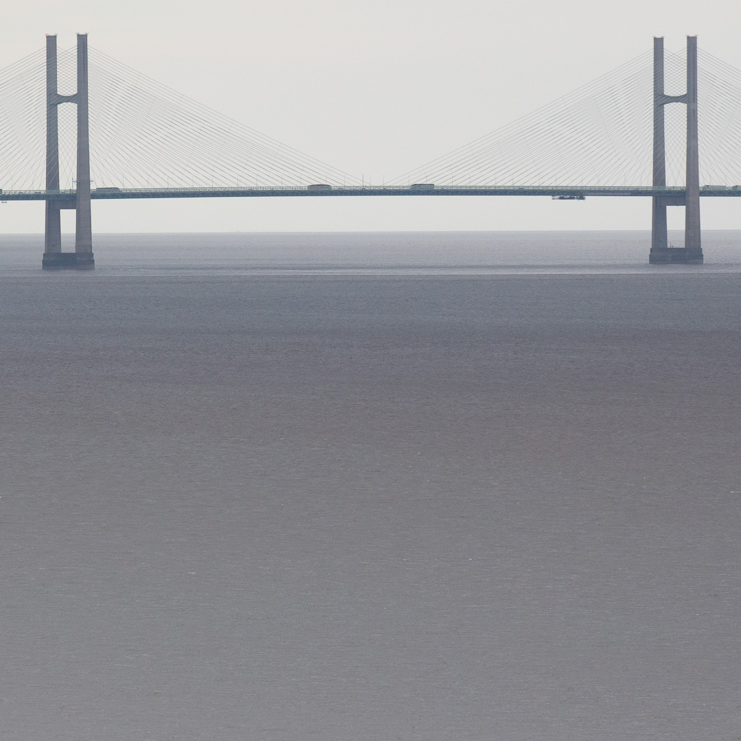 Second Severn Crossing, Gwent.