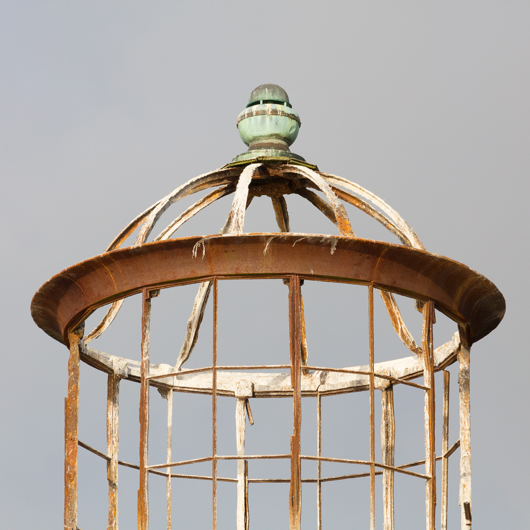 Whiteford Point Lighthouse VI, Gower, Glamorgan.