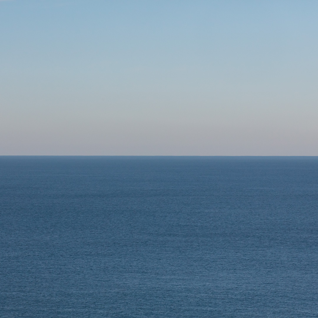 Afternoon Seascape, St Geoege's Channel, Pembrokeshire.