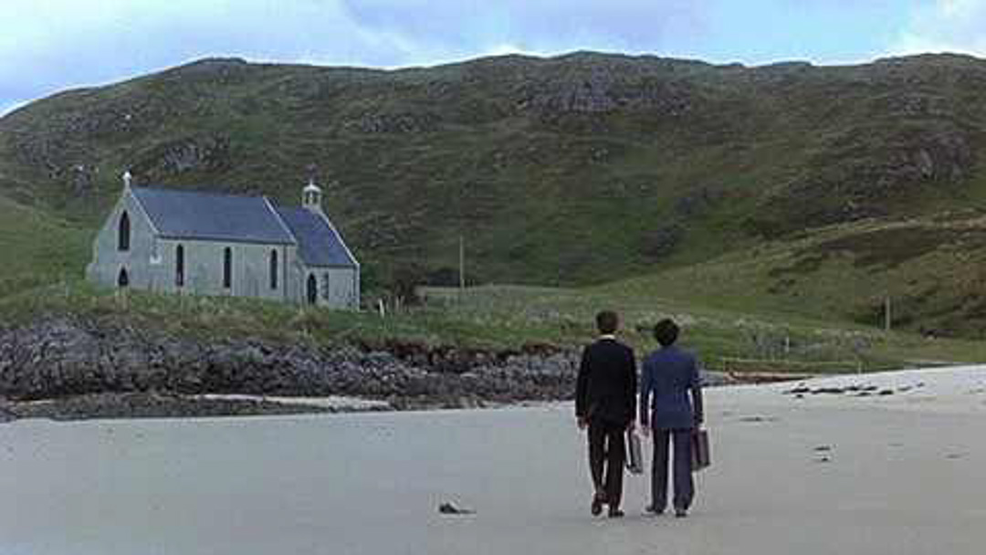 Still from the Local Hero, the 1983 film by  Bill Forsyth, filme