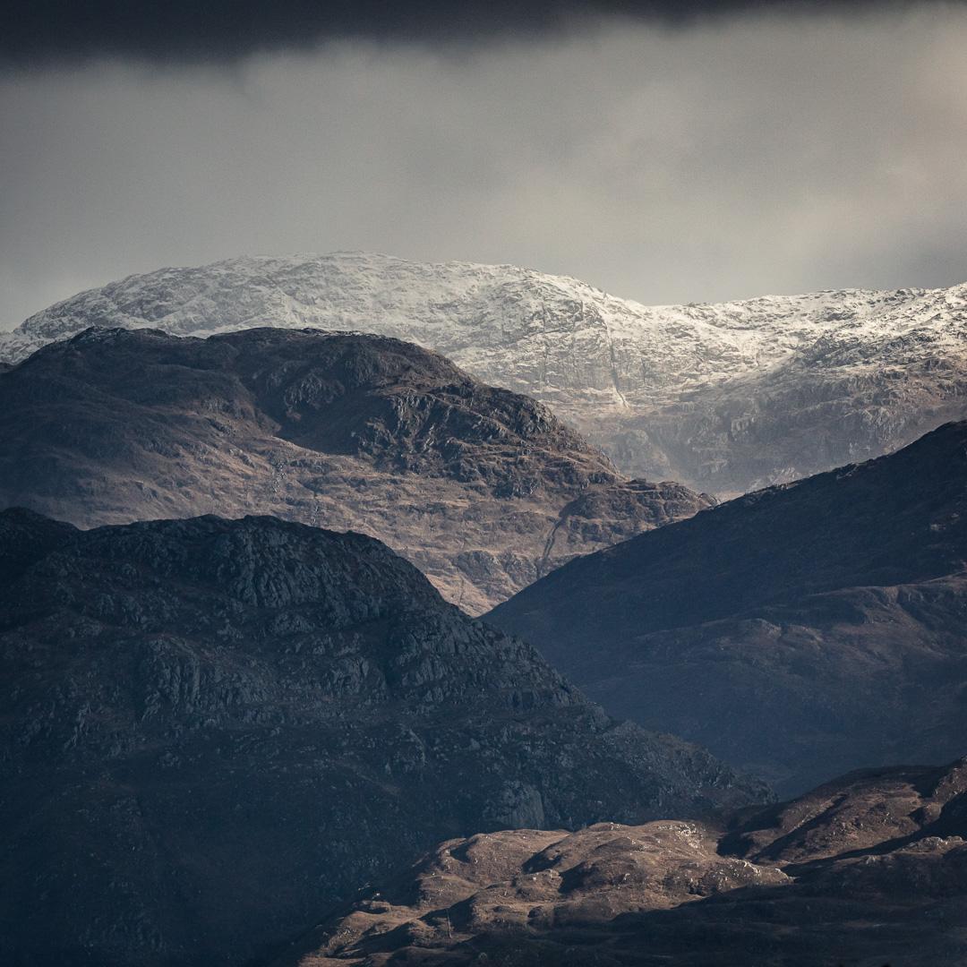 Rough Bounds. North Morar, Scotland.