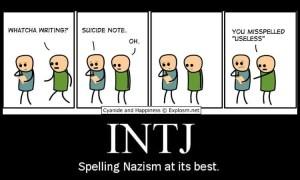 INTJ - The Period Coach