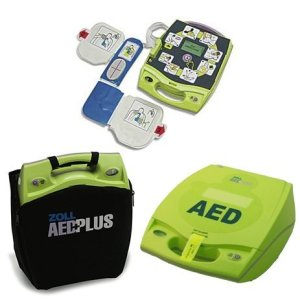 The John D. Gomke Charity Inc. has provided 26 AEDs to nine area school districts.