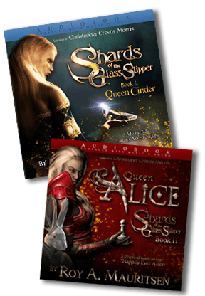 Shards of the Glass Slipper: Audiobook series