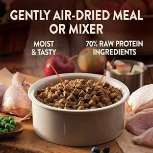 Air-Dried Dog Food