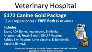March Canine Gold Package