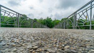 Bridge over the River Isar