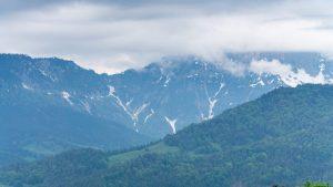Mountains Around Berchtesgaden