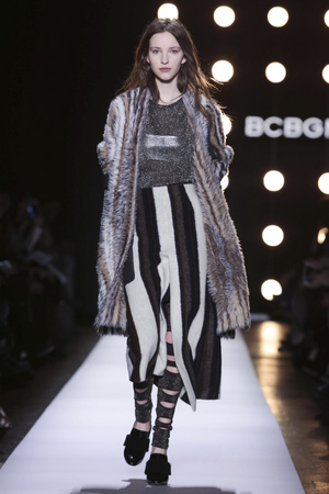 BCBG, Ready To Wear Collection Fall Winter 2016 in New York