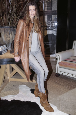 Polo Ralph Lauren Fashion Show, Ready To Wear Collection Fall Winter 2016 in New York